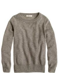 J.Crew Kids Italian Cashmere Sweatshirt