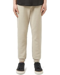 Topman Aaa Collection Rib Knit Jogger Pants