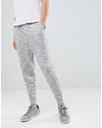 ASOS DESIGN Drop Crotch Joggers In Interest Fabric Nepp