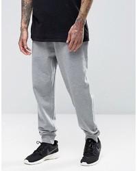 Asos Joggers In Gray Marl