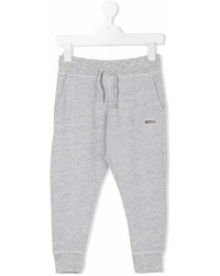 DSQUARED2 Kids Logo Plaque Sweatpants