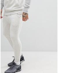 Siksilk Skinny Jogger In Grey