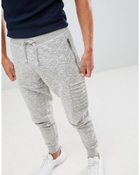 Le Breve Slim Fit Jogger Marl