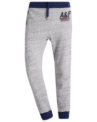 Tracksuit bottoms grey melange medium 3831808