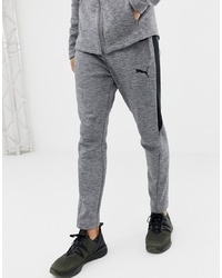 Puma Training Evostripe Pants In Grey