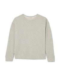James Perse Cotton Jersey Sweatshirt