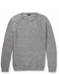 J.Crew Mlange Cotton Jersey Sweater