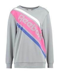 Reebok Sweatshirt Greypink
