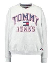 Tommy Hilfiger Tommy Jeans 90s Sweatshirt Grey Marl
