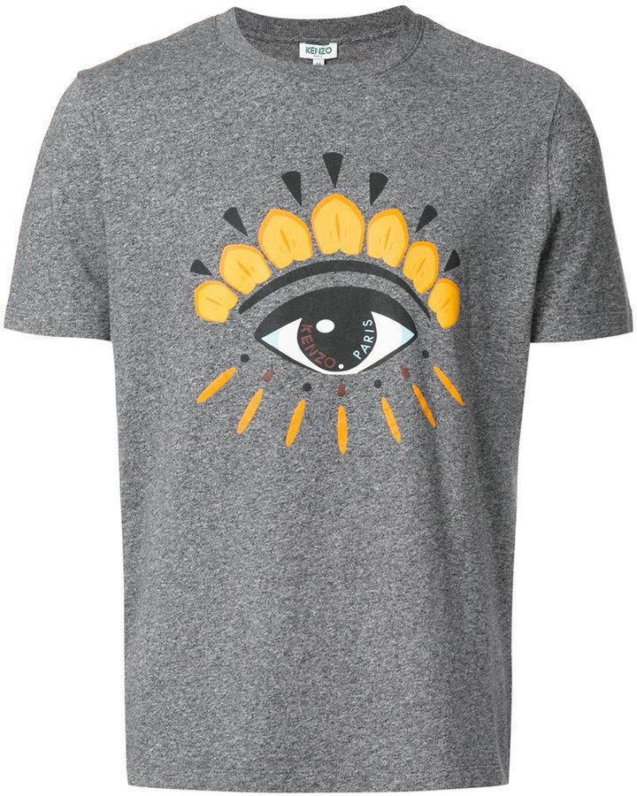 718ef7dba5 £103, Kenzo Eye T Shirt
