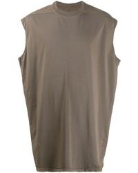 Rick Owens DRKSHDW Oversized Mid Length Vest Top