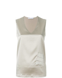 Fabiana Filippi V Neck Tank Top