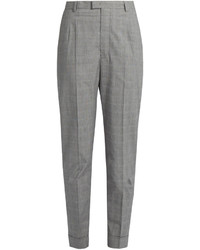 Etoile Isabel Marant Isabel Marant Toile Laure Checked Tapered Trousers