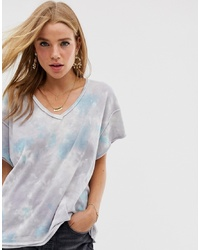 Free People All Mine Tie Dye T Shirt