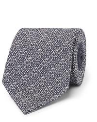 8cm mlange silk blend tie medium 1245660