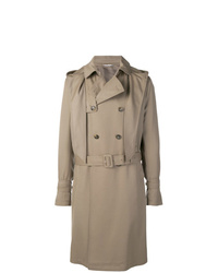 Valentino Hooded Trench Coat