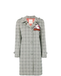 Prince of wales trench coat medium 7998665