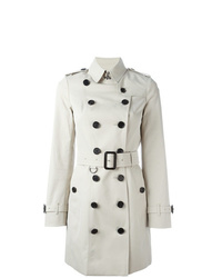 Burberry The Sandringham Mid Length Trench Coat