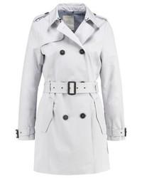 Esprit Trenchcoat Pastel Grey