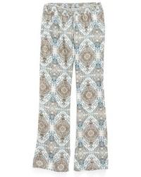 O'Neill Girls Elsey Medallion Print Pants