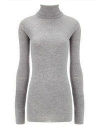 Grey turtleneck original 2564835