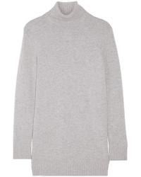 Michael Kors Michl Kors Collection Cashmere Turtleneck Sweater Gray
