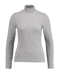 Tommy Hilfiger Remy Long Sleeved Top Grey