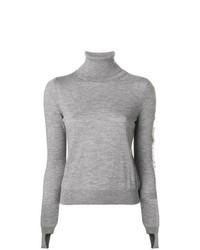 Sweet eigh cashmere turtleneck pullover medium 8553959