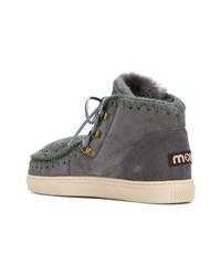 Mou Lace Up Eskimo Boots