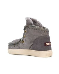 Mou Lace Up Sneaker Boots
