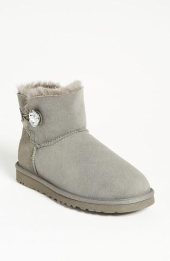 1c0c9fb2e5e £147, UGG Mini Bailey Button Bling Boot