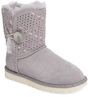 cc48d1023d9 £139, Ugg Bailey Button Tehuano Genuine Shearling Boot