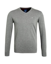 Jumper snow slushgrey melange medium 4272929