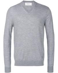 Pringle Of Scotland Knitted V Neck Sweater