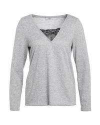 Onlelcos jumper light grey melange medium 3941381