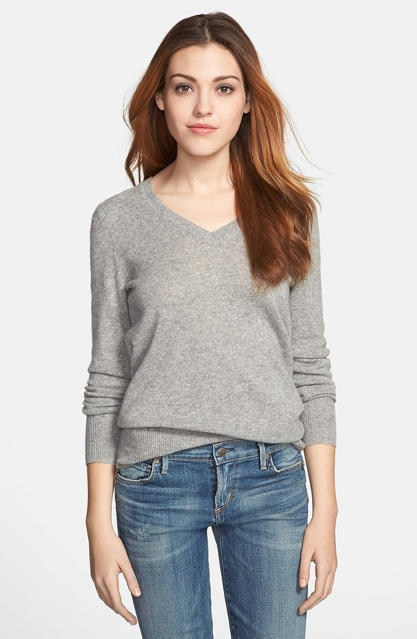 Wear Halogen Where How Sweater Buy Amp V Neck To Cashmere Hwqfgs