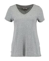 Tommy Hilfiger Basic T Shirt Mid Grey