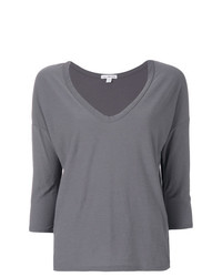 James Perse Scoop Neck T Shirt