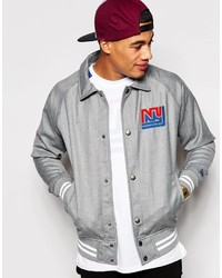 New Era Nfl Ny Giants Varsity Jacket