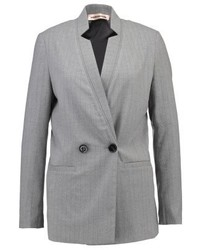 Custommade Manua Blazer Grey Melange