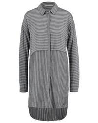 Strivo shirt grey melange medium 3937146