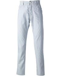 Striped straight fit jean medium 228224