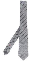 Brunello Cucinelli Diagonal Stripe Neck Tie