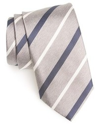 Stripe silk tie medium 219956
