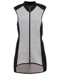 Waistcoat mottled light grey medium 3996539