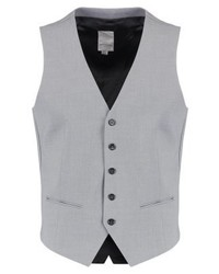 Suit waistcoat light grey melange medium 5273600