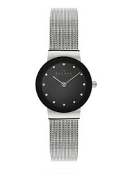 Skagen Freja Watch Silver Coloured