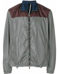Low Brand Reversible Windbreaker Jacket