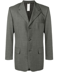 Versace Pre-Owned 1990s Notched Lapel Blazer