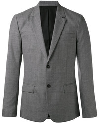 AMI Alexandre Mattiussi Lined Two Button Jacket
